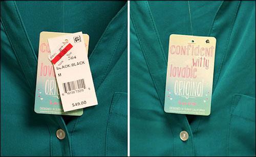 给RFID标签一张时尚的脸