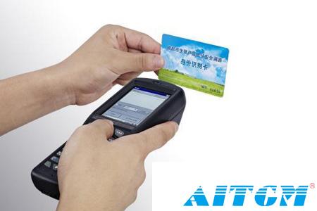 应用RFID读写器首要选择其合适的频段