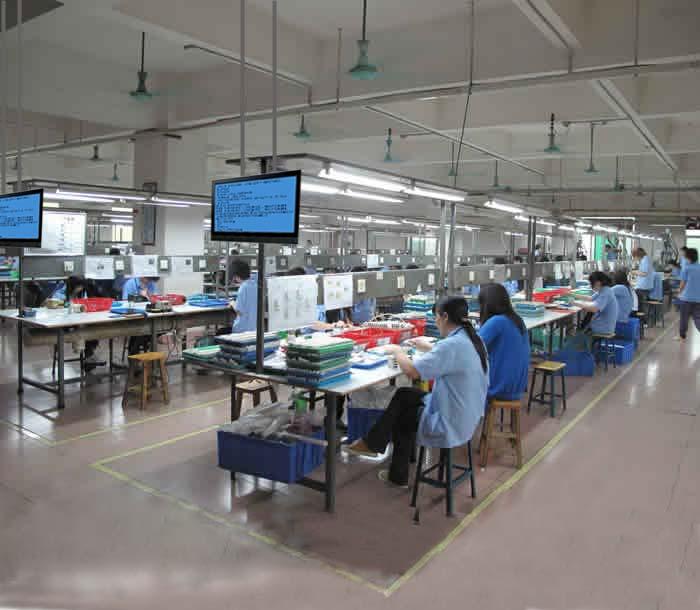 超高频RFID技术在生产车间及生产管理系统中的应用