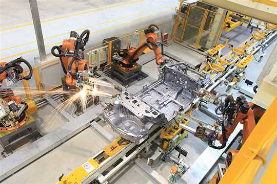超高频读写器应用企业生产可提高生产效率