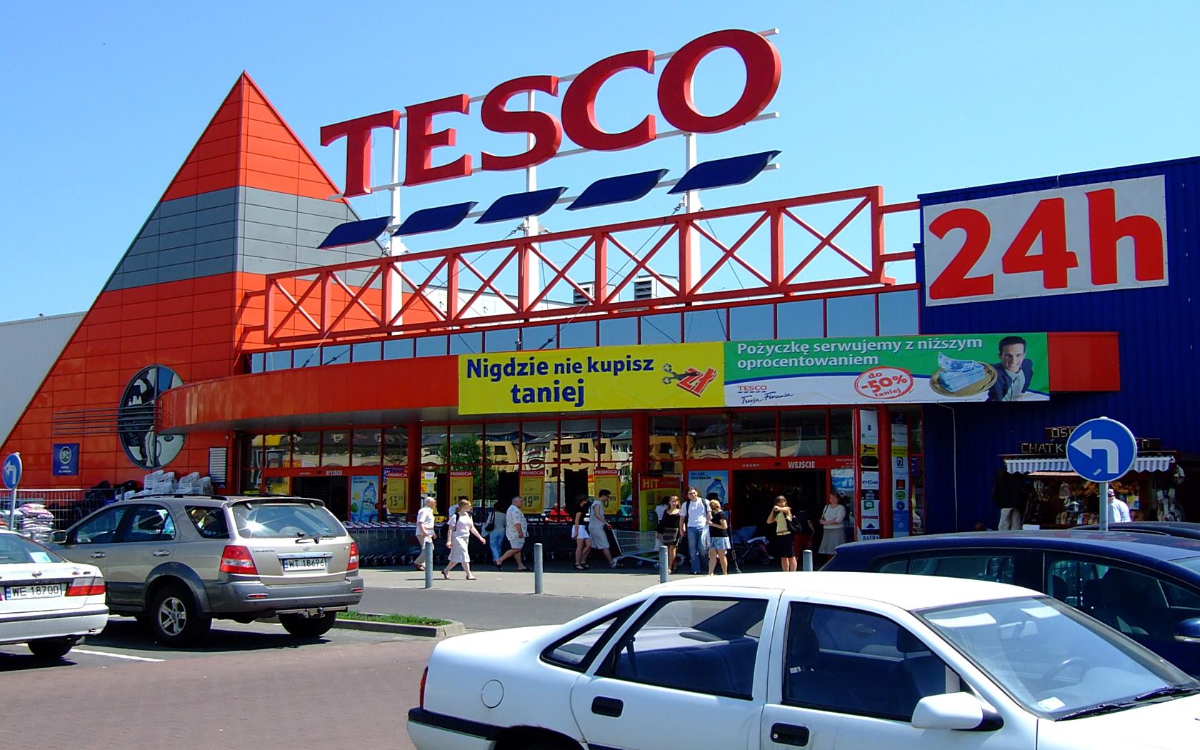 英国特易购公司注重为小件商品添加RFID标签