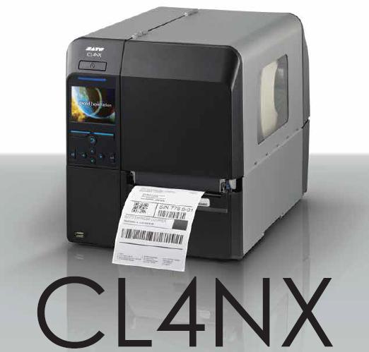 CL4NX RFID标签条码打印机的多功能应用解决方案