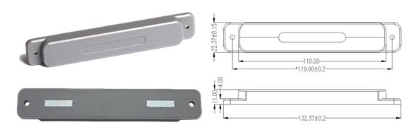 GM-01 抗金属标签