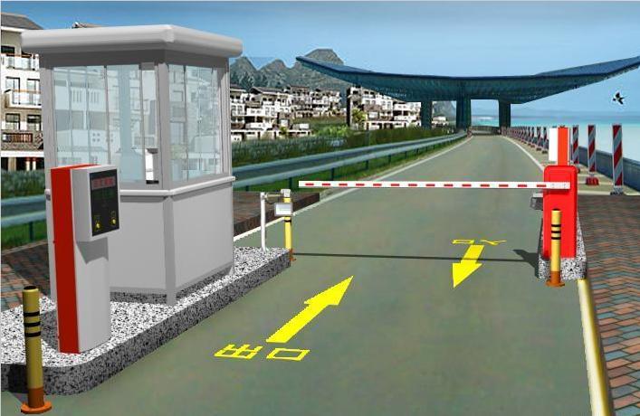 浅析超高频读写器应用车辆出入管理系统的优势