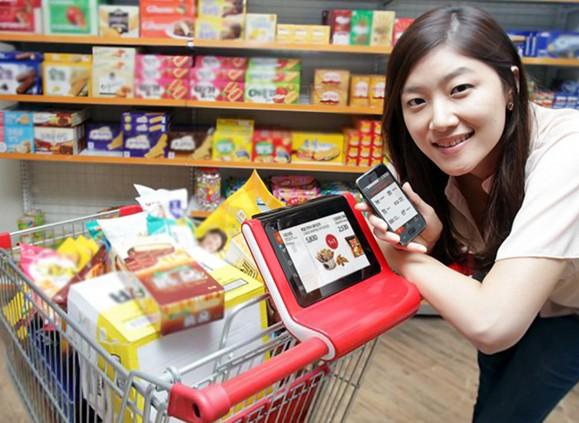 超高频RFID技术在服装零售业的应用特点