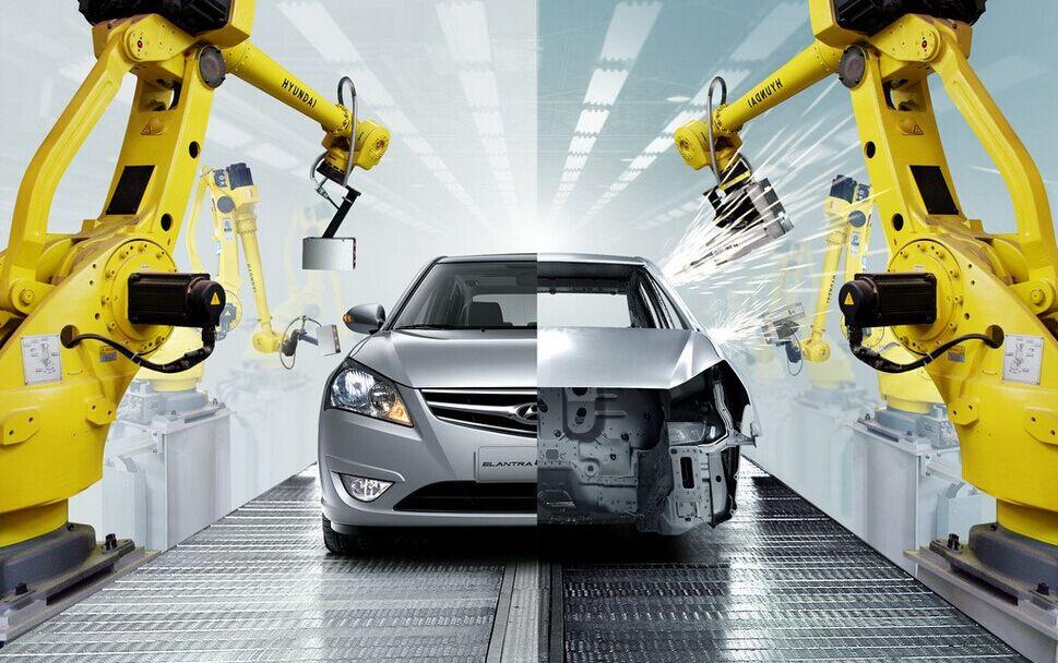 超高频RFID读写器在企业智能工厂建设中的作用