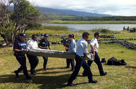 早日使用RFID技术,何愁找不到MH370残骸